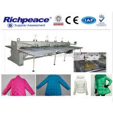 Автоматическая швейная машина Richpeace ---- Модная пуховая куртка, кожаная куртка,