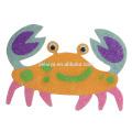 2017 New arrival bright color diy sand painting art kit custom for children's imagination