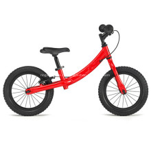 Дети баланс велосипед синий