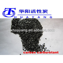 Export level Higher Fixed carbon Carburetant/recarburizer carburant for Steel Carbon
