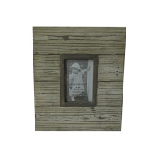 Classic Antique Wooden Photo Frame for Home Deco