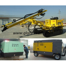 590H(D) Crawler-Type DTH Drilling Rig