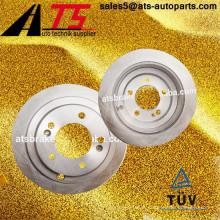 Peças de automóveis disco de freio automático 584113F000 432067Y000 43206JA00B para KIA Amanti
