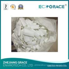 10 Micron / 25 Micron / 50 Micron / 100 Micron PP / PE filtro pano para filtragem de água