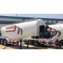 Bulk Cement Tanker Semi Trailer