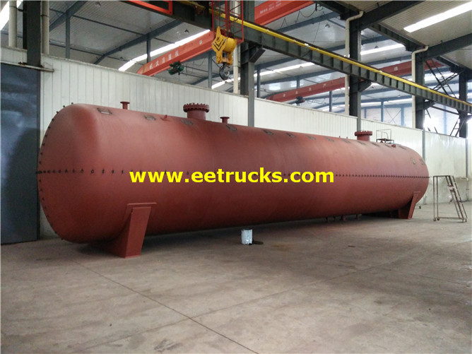 Liquid Propylene Storage Tanks
