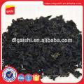 Exportar Kosher Dark Green Grade ABC wakame SML Tamaño wakame secado de algas marinas
