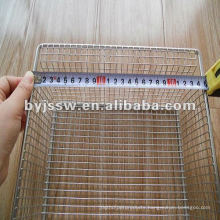 pvc coated wire mesh basket