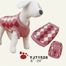 Sweater Dog Clothes Bulk, Pet Sweater (YJ71528)
