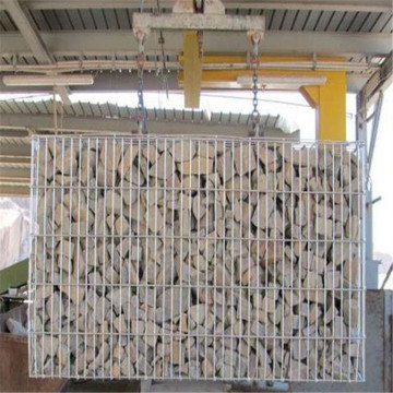 Square Hole Shape Welded Gabion Basket