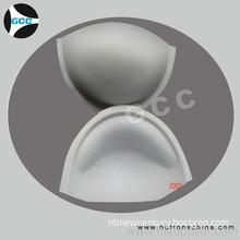 White Color Cotton Soft Bra Cups