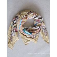 Квадратный новый арабский шарф для женщин