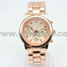 Fashion hand watch wrist north women's hadn watch with alloy
