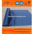 Fábrica de PVC direto revestido Tarpaulin tecido para torre de vento cabeça pano