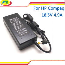 Laptop Netzadapter / Adapter Ladegerät ersetzen für HP Notebook Computer 18.5V 4.9A