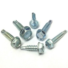 Purchasing for Single Span Greenhouse Skyplant Hex Washer Head Self Drilling Screw export to Bahamas Exporter