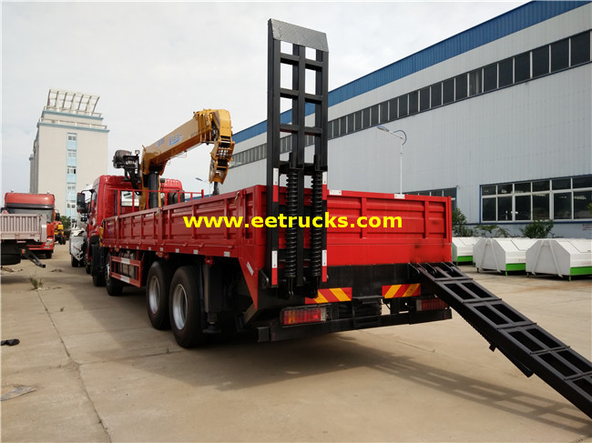 20ton Truck Mounted Cranes