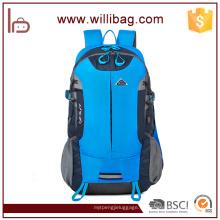 Mochila de viaje de nylon de calidad superior que viaja la mochila que camina que acampa