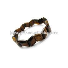 Tiger eye gemstone bead Bracelet