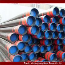 API H40 grade and seamless carbon steel casing pipe
