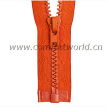 #5 Plastic Zipper O/E A/L
