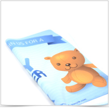 Digital Transfer Druck Microfaser Baby Wipes
