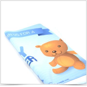 Toallitas microfibra para bebés de transferencia digital