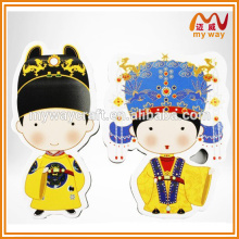 Cheap custom Traditional Chinese cartoon characters Fridge Magnet for Promotion Gifts