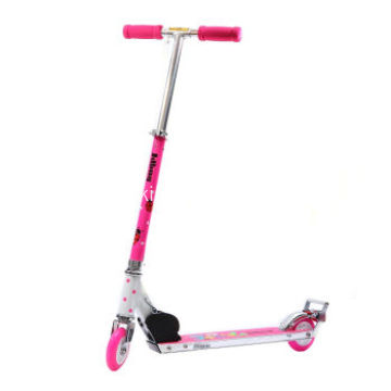 Pembe Scooter Bebek Scooter