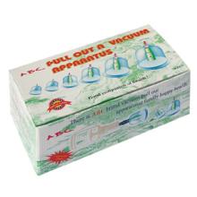 Магнитные всасывания вакуумные пластиковые баночный (JK-011)