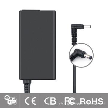 Adaptador do poder da CC 19V 3.42A 65W 5.5X2.5mm para o portátil do Toshiba de Acer Asus