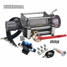 4x4 Offroad Hydraulic Winch 8000 Lbs