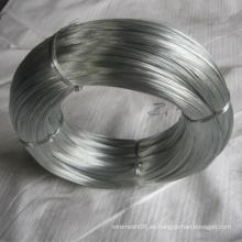 Alambre de metal galvanizado para material de construcción