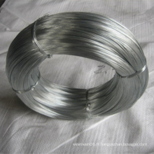 Fil métallique galvanisé pour le matériel de construction