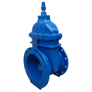 BS5163 Non Rising Stem Wedge Gate Valve