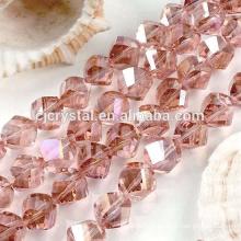 Grânulos de torção de cristal yiwu
