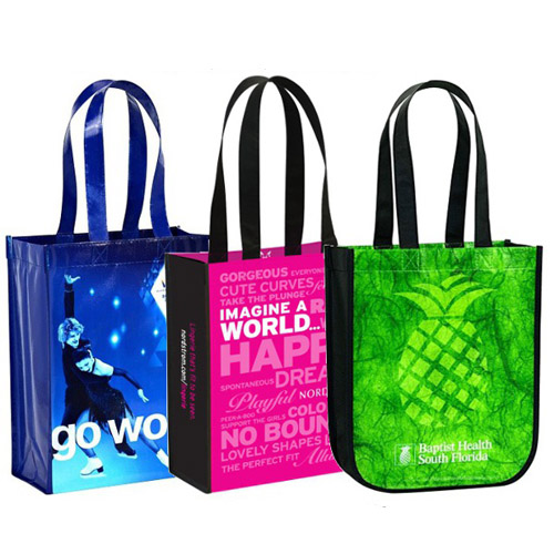Laminated Grocery Bag Custom Service China Manufacturer