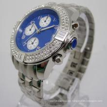Reloj de aleación de deporte de moda de alta calidad