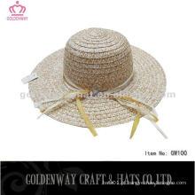Mais novo senhoras disquete chapéu verão praia sol chapéus atacado