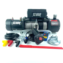 Winch Offroad 12v Winch 12000lbs Electric Remote Switch