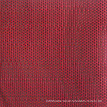 Polyester Double Tone Oxford Stoff Jacquard