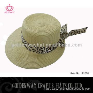 Womens Beach Hat mit Ribbon 2013