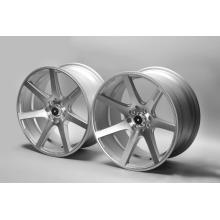 2017 roues en aluminium de 17 pouces, jante en alliage d'aluminium, roues en aluminium pour voiture rc