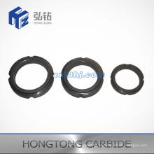 Anéis de vedação de carboneto de tungstênio de alta qualidade