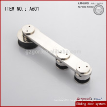 high quality 304SS door stopper for glass door accessories