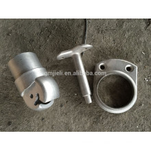 Pièces de moulage en cire perdue en acier inoxydable / métal pour la construction OEM
