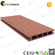 Red Rubber Composite Decking
