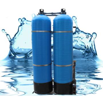 FRP Water Storage Tank for Water Treatment Machine