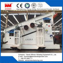 220-2400t/h Large Biaxial Circular Vibrating Screen