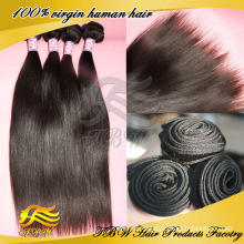 Cheap 6A grade 100% Raw Natural black wholesale virgin Malaysian hair extension